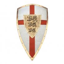 Щит рыцарский - декоративный Ричарда Львиное Сердце