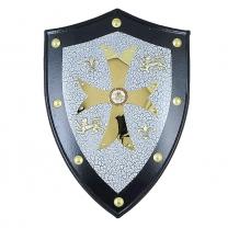 Щит рыцарский - декоративный ордена Тамплиеров