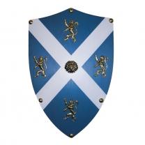Щит рыцарский - декоративный Храброе Сердце