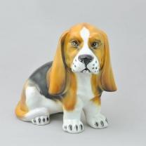 Статуэтка собаки Бассет
