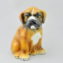 Статуэтка собаки Боксер