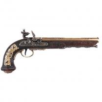 Пистолет дуэльный произведен Буте, 1810 г.