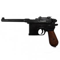 Пистолет самозарядный Маузер К96, Германия 1896 г.