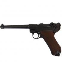 Пистолет Люгера системы парабеллум P08, Германия, 1898 год