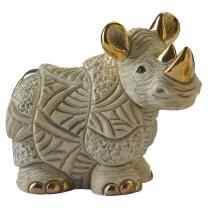 Статуэтка De Rosa Белый носорог