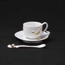 Чайная пара Ландыш