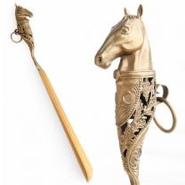 Ложка - рожок для обуви Лошадь