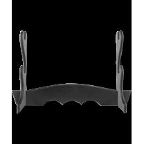 Подставка под 2 самурайских меча настольная