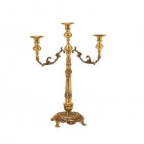 Канделябр Венеция на 3 свечи