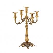 Канделябр Венеция на 5 свечей