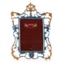 Фоторамка из бронзы Барокко большая