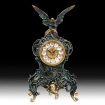 Часы каминные Орел
