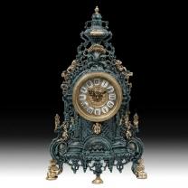 Часы каминные Барокко