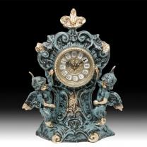 Часы каминные Крылья ангела