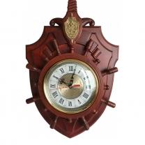 Часы настенные Щит