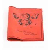 Обложка на паспорт Матрешки(роз.)