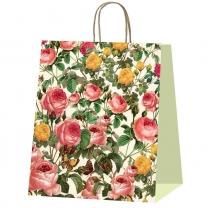 Подарочный пакет Розы малый