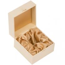 Подарочный футляр под 1 стопку (цв. слоновая кость)