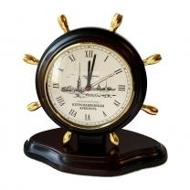 Часы- штурвал Петропавловская Крепость