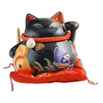Манеки неко - кот копилка Долголетие, защита от зла и много посетителей!