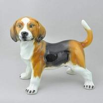 Статуэтка собаки Бигль