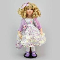 Кукла фарфоровая Дуня