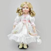 Кукла фарфоровая Полли