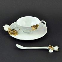 Чайная пара Ирис