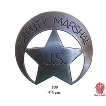 Бэйдж помощника маршала, Служба федеральных маршалов США, 19 в.