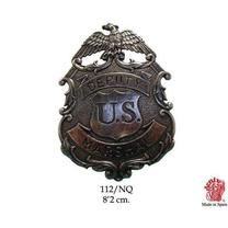 Бэйдж маршала, Служба федеральных маршалов США
