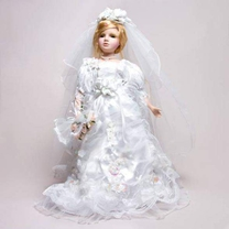 Кукла фарфороваяПэгги