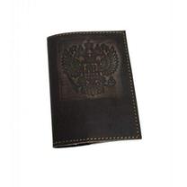 Обложка на паспорт Герб (черн.)