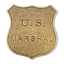 Бэйдж маршала, США