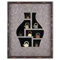 Картина Нефритовые чайники