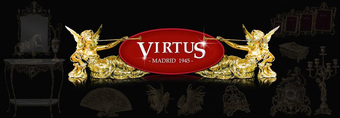 Роскошная бронза Virtus 1945 (Испания)